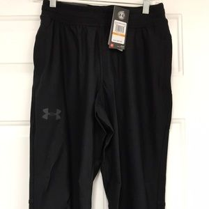 Under Armour Men's Elevated Tapered Knit Pants